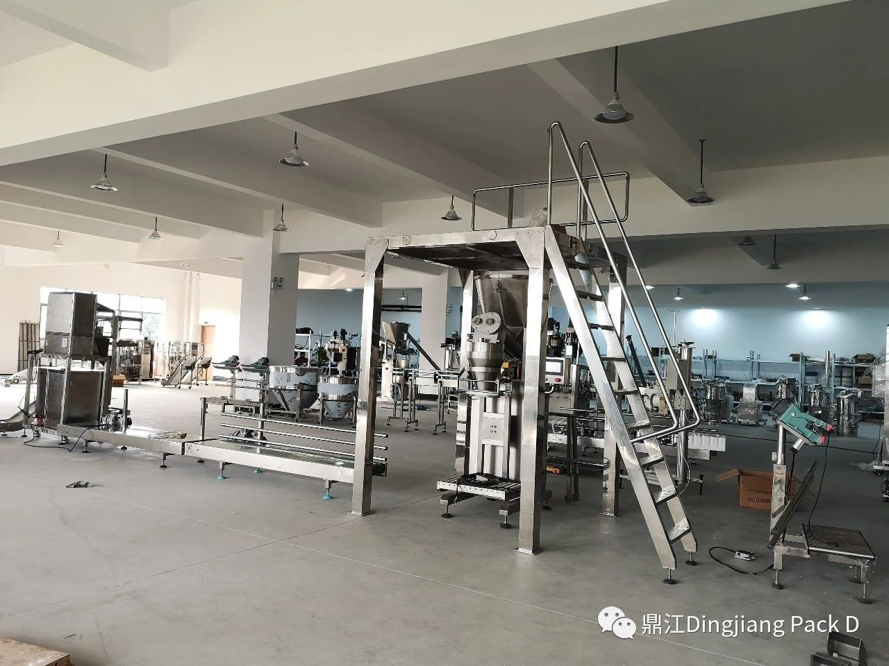 Our factory inside